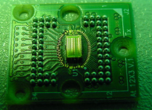 BGA Stacked Module (Die on back side)