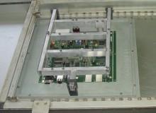 Selective wave soldering Jig