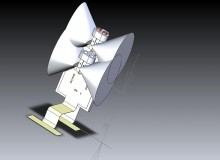 High frequency Antenna design